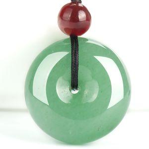 Spedizione gratuita Dongling Peace Buckle Jade Pendant Necklace Pendant Men Men Women Women With Jade Neutral