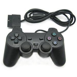 PlaySation 2 Wired Controller 1.8M Double Shock Joystick remoto Gamepad Joypad para PS2 envío rápido