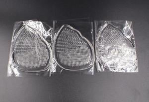 Силиконовые Стопы Pad Стельки обувные уменьшает трение и боль Женский Половина Pad противоскольжения Массаж ног Уход Инструмент для обуви колодки