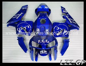 fairings+tank for Honda CBR600RR F5 2005 2006 CBR600 RR 2005 2006 CBR600 RR 05 06 F5 injection fairing kits #u20d8 Blue
