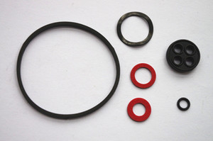 2 X Honda G100 GXH50 4 döngüsü için Karbüratör mühür kitleri 49cc karbüratör tamir kiti carby revizyon karbüratör parçaları