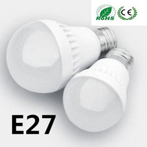 LED Bulbs E27 Globe Bulbs Lights 3W 5W 7W 9W SMD2835 LED Light Bulbs Warm Pure White Super Bright Light Bulb Energy-saving Light