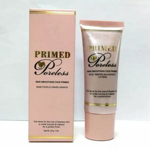 New Arrival 메이크업 파운데이션 프라이머 방수 페이스 화장품 Natural Wear 28g 1 온스 Primed and Poreless Primer 무료 배송 메이크업