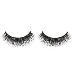 Wholesale- Hot selling 1 Pair/Lot Natural Beauty Dense A Pair False Eyelashes Handmade False Eyelashes free shipping Lowest Price