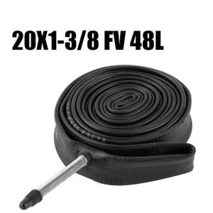 1 Pcs Tubos Internos de Alta Qualidade 20 * 1 3/8 FV-presta válvula AV-schrader Válvula 48mm Ciclismo Pneus Internos