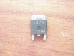 Essai utilisé par transistor MOSFET 2SJ279 J279 TO-252 de transistor à effet de champ original