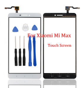 MiMax استبدال زجاج الشاشة الخارجي لشياومي ماكس تاتش زجاج الشاشة ل Xiaomi Max Redmi Note 4 / Note 3 Touchscreen