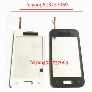 10pcs ORIGINAL gray White For Samsung Young 2 SM-G130 G130 Touch Screen Digitizer Panel Replacemer Parts