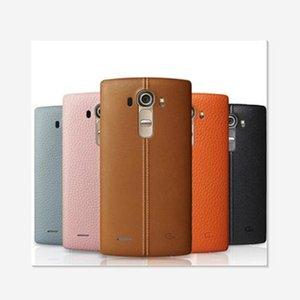 LG G4 Real Plastic Replacement 배터리 후면 도어 커버 케이스 케이스 NFC 포함