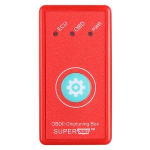 Yeni varış SUPEROBD2 aynı NitroOBD2 Performans Chip Tuning Box Benzinli Arabalar için NitroOBD2 Chip Tuning Kutusu Ücretsiz Kargo