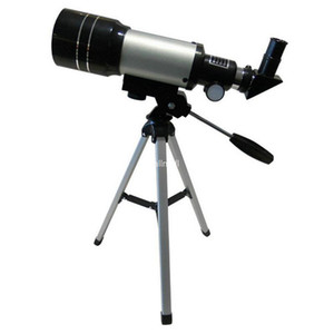 Freeshipping HD 300 70mm Monocular Space Astronomical Telescope For Kids Gift