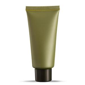 60g 그린 빈 녹색 부드러운 튜브, 60ml 클렌징 크림, 핸드 크림, 마스크 호스, 파이프 압출 2 온스 화장품 용기 F2017843