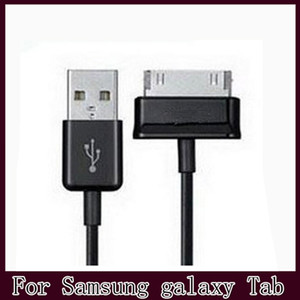 """1M Sync-Datenladegerät-Kabel für Samsung Galaxy Tab 2 10,1 7,0 7 """"P3113 Tab2 P5100 P5110 P3100 Hinweis N8000 P7510 P1000 USB-Kabel 1000ps / lot"""