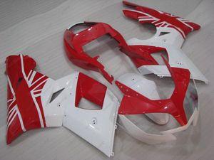 Bodykits für Triumph Daytona600 650 2003 ABS Verkleidung Daytona 600 650 2004 Rot Weiß Full Body Kits 2005 2003 - 2005