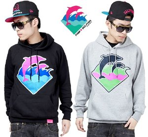 Sonbahar kış Pembe Yunus hoodie kazak ücretsiz kargo marka yeni hip hop hoodies polar kazak elbise giymek erkekler hoody