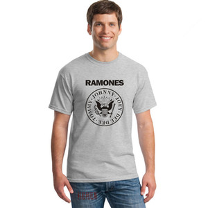 Al por mayor- Rock Band Nirvana Ramones Hombres Camisetas One Direction // The Hip Hop camisetas Gorillaz