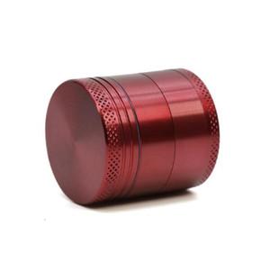 Diamètre 30MM de fumée de machine de fumée d'alliage d'aluminium à quatre couches 32MM fumeurs