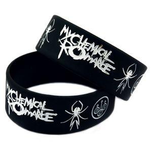 1PC My Chemical Romance Силиконовые браслеты для меломанов отличный способ показать свою поддержку