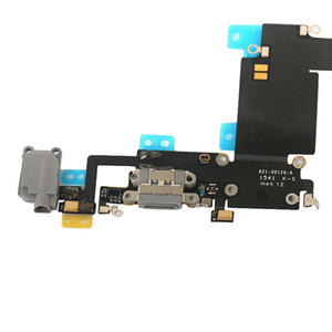 50 PCS USB Dock Conector de Carregamento Port Carregador Cabo Flex para o iphone 6 s plus 5.5 polegada livre dhl