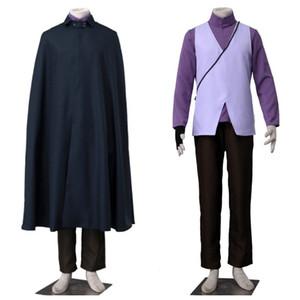 Naruto RT Uchiha Sasuke outfit Cosplay Costumes