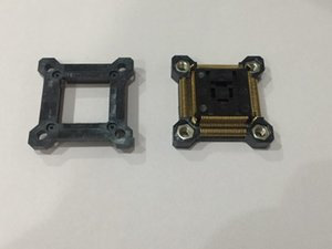 YAMAICHI IC TEST SOCKET IC149-100-025-B5 QFP100PIN 0.5MM PITCH SMT BURN IN SOCKET