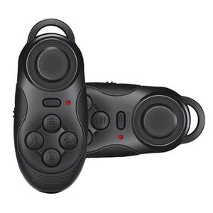 Controlador de bluetooth vr controlador gamepad joysticks selfie remoto obturador do mouse sem fio para iphone caixa de tv portátil vr óculos