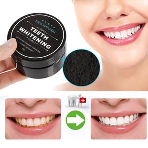 Blanchiment des dents Poudre de détartrage Hygiène buccale Nettoyage des dents Enlèvement de la plaque dentaire Taches de café Taches de dent en poudre blanche