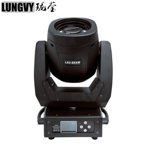 150W LED Moving Head Beam Lichter 8 Facet Prisma Rotation Bühne Sharpy Moving Head Beam Licht für Bühne DJ Disco Party Lichter