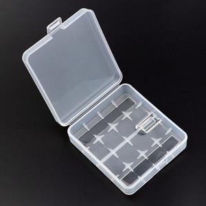Soshine 4 x 18650 Custodia per batterie Custodia protettiva in plastica per 4 batterie 18650