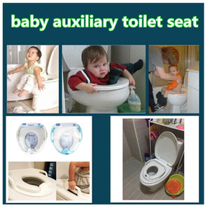 Creative Kids Baby Potty Toilet Seat Mat toilet seat covers children safety soft Toddler auxiliary toilet pad training seat kid386