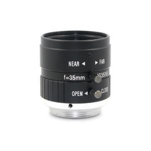 35mm F1.8 5MP Manuel Zoom lens Odak Iris Mikroskoplar için CCTV C Kamera CCTV Lens CCTV Kamera