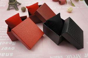 Contenitore di vigilanza con il cuscino contenitori di monili di lusso per il braccialetto del calzino Stampaggio Vetrine Storage Box ninnoli da polso Scatole