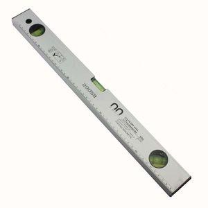 Règle de niveau de haute précision mesurant l'inclinomètre droit de niveau d'esprit de 360 degrés avec des aimants Protractor Ruler
