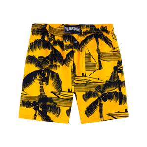 Vilebre calidad superior de la playa de los cortocircuitos de los hombres de secado rápido de los cortocircuitos de la resaca partes inferiores del basculador para hombre Boxer entrenamiento corto traje de baño Junta Shorts más el tamaño de 2XXL