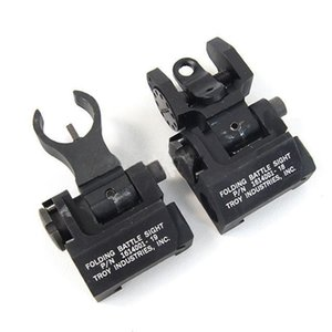 The New 2017 Troy Metal Folding Front and Rear Sight SZ0009