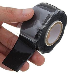 3Meter Blue Silicone Waterproof Duct Tape Repair Bonding Fusing Rescue Tape Wire Hose Performance Repair Seal Glue Tool