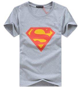 Spedizione gratuita! La nuova marca di t-shirt da uomo a manica corta da uomo superman estiva mezza manica uomo M - 5 xl