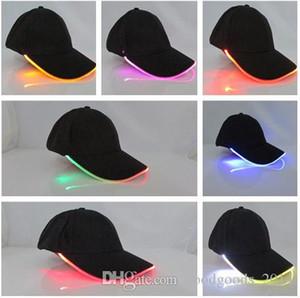 Супер яркий светодиодный колпачок светится в темноте для чтения рыбалка бег светодиодные фонари Sport Hat 2 режима бейсболки светодиодные фонари шляпы