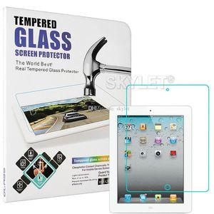 """Skylet para iPad PRO 10.5 """"Protector de pantalla de vidrio templado para iPad Mini 4 iPad Air Samsung S4 T835 Protector Film con caja para la venta al por menor"""