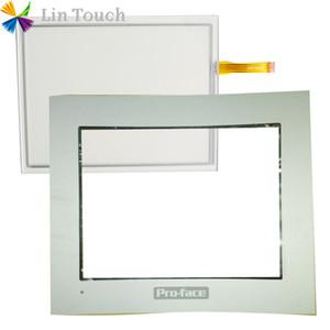 NEU AGP3400-T1-D24-D81K AGP3400-S1-D24-D81C HMI SPS TouchScreen UND Front-Etikett Film Touchscreen und Frontlabel