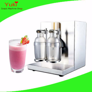 110v 220v commercial bubble tea shaker bubble tea shaking machine double-headed shaking machine bar wine milk shake machine