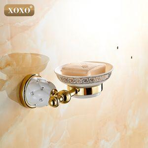 Eco-friendly de Ouro Concluir latão Soap Basket / sabão / sabão titular / Casa de banho, Casa de Banho Móveis WC Vanity
