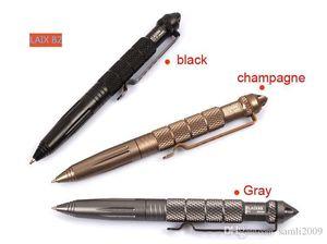 Alaix B2 Tactical Pen Defense Stift Cooyoo Werkzeug Aviation Aluminumnti-Skid Tragbares Werkzeug-Überlebens-Feder-Multifunktionswerkzeug Farbenkastenverpackung