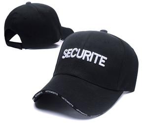 Marca hip hop vetements Cap love Gorras de béisbol 2017 Snapback Hats Moda securite Cap polizei Wholesale Martin Show cap hueso gorrad swag