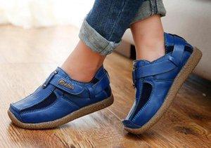 Susan Store 2-й пакетные дети повседневные туфли натуральная кожа Лучшие продажи