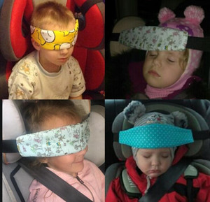 Bebé Infantil Auto Asiento de Coche Cinturón de Apoyo Seguridad Sueño Ayuda Titular de la Cabeza Para Niños Niño Bebé Dormir Accesorios de Seguridad Cuidado del Bebé
