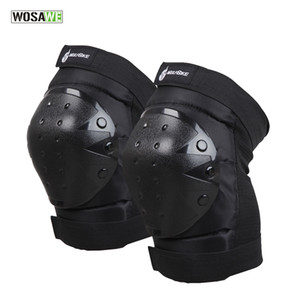 WOSAWE Motorcycle Knee Protector Bicycle Cycling Bike Racing Tactical Skate Protective Knee Pads Guard High Quality Elbow Pads BC311