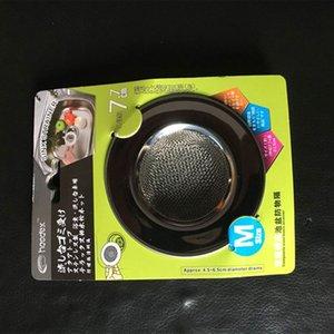 Neue Edelstahl Filter Bad Haarfalle Stopper Mesh Waschbecken Sieb Ablauf Stopper Küche Bad Werkzeuge