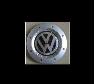 Tampão novo 1K0601149E do centro de roda do OEM do caddie de Touran do golfe Mk5 de VW Jetta A5 4 partes
