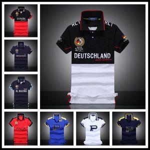 2017 Poloshirt Solide Polo-Shirt Männer Luxus Polo-Shirts Langarm männer Grundlegende Top Baumwolle Polos Für Jungen Marke Designer Polo Homme